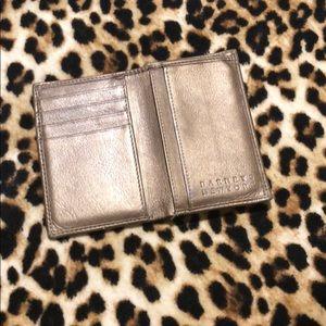 BARNEYS NEW YORK • Leather Wallet
